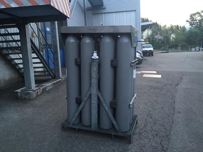 Gasregister