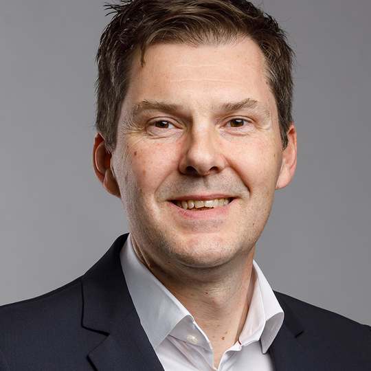 neuer Ressortchef Andreas Imlig