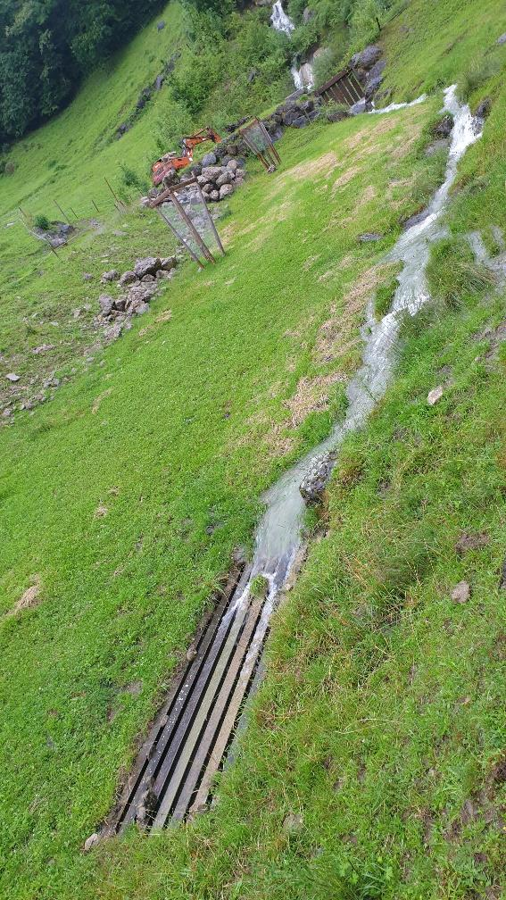2021/19: Ganze Gemeinde, Wasserwehreinsätze