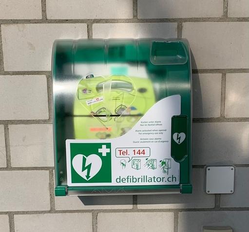 2021/31: Arth, Gotthardstrasse, Einsatz First Responder